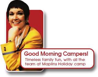 Good Morning Campers!